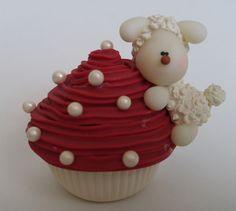 Cupcake Decorativo