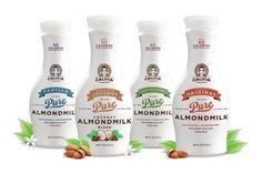Califia Farms Pure Almondmilk  https://plus.google.com/102625052778650814326/posts/6Zh8cNhNBTR