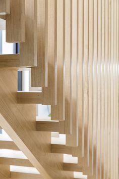Stairs | Staircase | Timber Stairs | Highland Oak | Timber Screens | Feature | Contemporary | Interior Design | Architecture | Balustrade
