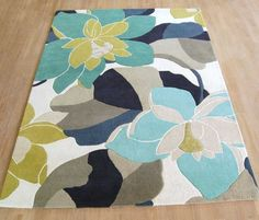 Scion - Diva 26308 Kingfisher Rugs | Modern Rugs
