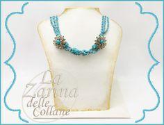"""Collana vintage - """"Turquoise"""" di La Zarina delle Collane su DaWanda.com"""