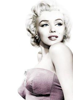 «Non è il viso che colpisce, ma le espressioni... Non è il corpo che ci piace, ma il modo in cui si muove... Non è spesso l'aspetto fisico che ci attrae, ma sono i modi di fare...» - Marilyn Monroe