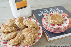 De keuken van Martine: Bakken met haver - Havermoutkoekjes uit de koekenp...