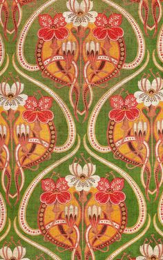 Russian Roller Printed Cotton Cloth