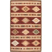 Found it at Wayfair - Southwest Red Rug