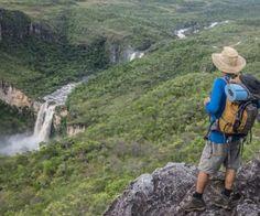 Quando o assunto são lugares bonitos para conhecer dentro do próprio país, o brasileiro tem muito do... - Foto: Shutterstock