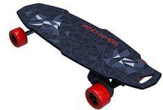 rogeriodemetrio.com: Penny Board 1000W Electric Skateboard