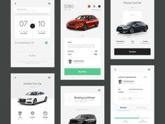 Car Rental Mobile App