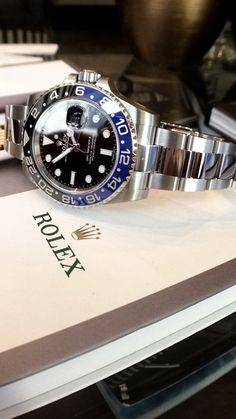 Rolex GMT Master II 11610BLNR