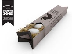 Premium Egg Pack (Concept) on Packaging of the World