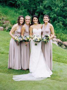 Beautiful lavender palette: http://www.stylemepretty.com/wisconsin-weddings/greenbay/2015/07/15/lush-country-club-wedding-in-green-bay/ | Photography: Emily Katharine - http://www.emilykatharine.com/