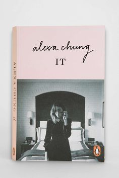Alexa Chung, It, new paperback