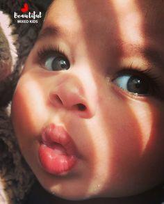 Kyren Jackson - 6 Months • Black American & Caucasian ♥️