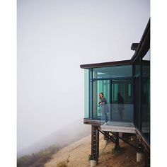 """Foggy mornings in Big Sur ☕️ #postranchinn #bigsur #gmgtravels #fog #mornin"" Photo taken by @juliahengel on Instagram, pinned via the InstaPin iOS App! http://www.instapinapp.com (09/28/2015)"