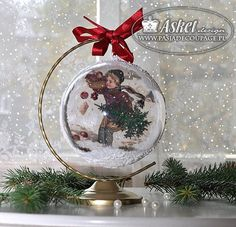Christmas ornament with cardboard boxes Asket