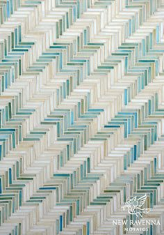 Houndstooth - contemporary - tile - Other Metro - New Ravenna Mosaics