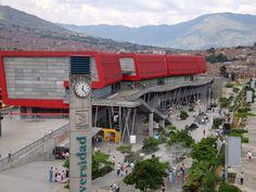 Parque Explora, Medellín.
