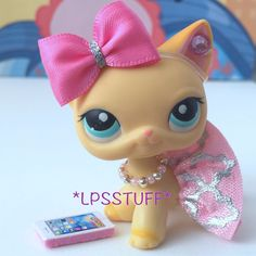 Littlest Pet Shop LPS Clothes Accessories Custom Outfit Lot CAT NOT INCLUDED | eBay