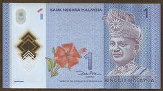 Mi colección de billetes: Malasia