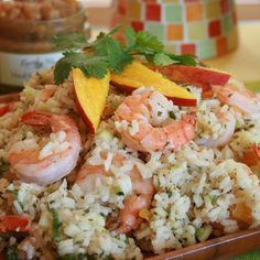 Earth & Vine's Island Coconut Shrimp Salad Recipe