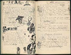 Poemas da página que falta: Caderno de rascunho