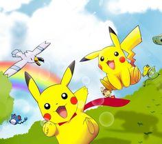 Pikachu (: