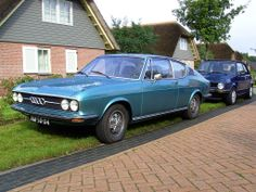 1972 Audi 100 Coupe S