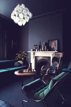 dustjacket attic: Interior Design | Victorian Home: London