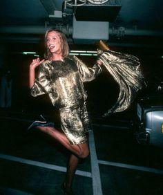 Lauren Hutton 1980.