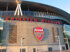 2d14e9a0c9581 The Emirates Stadium Uk Football