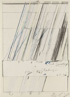 Cy Twombly, Forth Decade