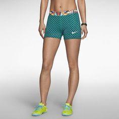 """Nike Pro 3"""" Zigzag Women's Training Shorts"""