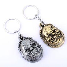 Dota 2 Pudge Key Chain Men Women Key Rings For Gift Chaveiro Car Keychain Jewelry Game Key Holder Souvenir