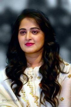 Anushka Shetty My Soul ( Beautiful Girl Indian, Most Beautiful Indian Actress, Beautiful Actresses, Beauty Full Girl, Beauty Women, Star Beauty, Anushka Shetty Saree, Actress Anushka, Thing 1