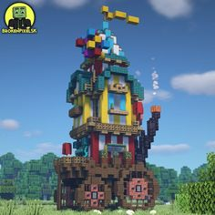 Minecraft Epic Builds, Minecraft Shops, Minecraft House Plans, Minecraft Cottage, Minecraft House Tutorials, Minecraft Castle, Cute Minecraft Houses, Amazing Minecraft, Minecraft Tutorial
