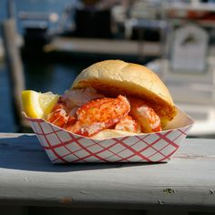 Americas Best Lobster Rolls on Food & Wine - I still say Glenwood in Hamden is the best but I'm planning on trying as many of these 24 as possible!