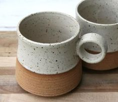 Rustic Speckled Handmade Mug. Rustic Speckled Handmade Mug. - Rustic Speckled Handmade Mug. Rustic Speckled Handmade Mug. Stoneware Clay, Ceramic Cups, Ceramic Art, Ceramic Jewelry, Porcelain Clay, Pottery Mugs, Ceramic Pottery, Slab Pottery, Glazed Pottery