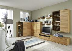 Höffner badezimmer ~ Teilmassive wohnkombination porto höffner wohnzimmerschränke