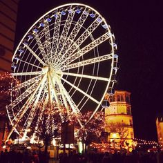 Xmas | Christmas in Dusseldorf, Germany