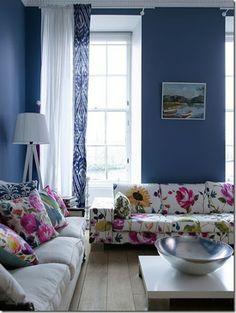 Egy csodálatos kék otthon