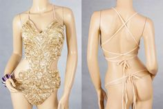 Sexy Ladies Sequin Beading Night Club&Latin Ballroom Dance Wear Singlet Top 168