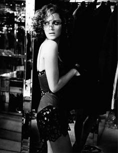 Marion Cotillard by Ellen von Unwerth for Tatler, UK, June 2010
