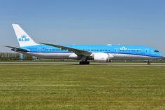 B787-9 Dreamliner KLM PH-BHC | Melvin Jansen | Flickr Boeing 787 Dreamliner, Photography Photos, Mj, Fighter Jets, Aviation, Aircraft, Planes, Airplane, Airplanes
