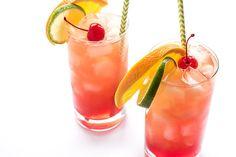 New Orleans Hurricane Cocktail - The Lemon Bowl®
