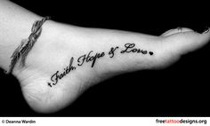 Feminine Tattoos | Tattoo Designs For Girls and Women