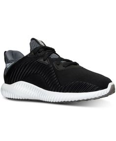 buy online dac45 3cdf3 adidas Little Boys Alpha Bounce Running Sneakers from Finish Line Laufende  Turnschuhe, Ziellinie,