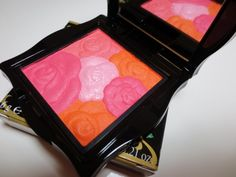 Anna Sui Rose Cheek Color-Pics and Review! Prime Beauty Blog