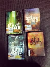 Group of: The maze runner series Popular Book Series, The Scorch Trials, Maze Runner Series, We Heart It, Death, Group, Image