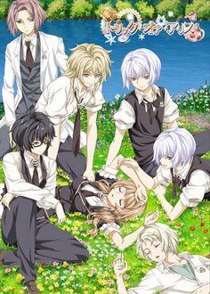 Reverse Harem Heaven: Lista ANIME reverse harem vecchi e nuovi e in arrivo Couple Anime Manga, Couple Amour Anime, Top Anime, Manga Anime, Anime Love Couple, Manhwa Manga, Anime Guys, Anime Art, Amnesia Anime