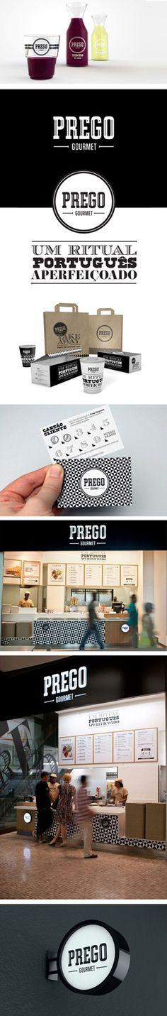 VI/packaging/branding/graphic design:prego